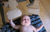 Codes à barres pour les bébés : Mobile de boîtes de A