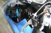 Enregistreur de données avec un Arduino de course