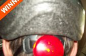 Ajouter un voyant clignotant/sécurité à votre casque de vélo