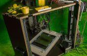Imprimante 3D DIY delta à l'aide de pièces recyclées faible coûts