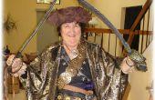Comment faire pour mettre sur pied un costume de pirate génial pour Halloween !