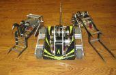 Nyx, Robot de combat de 30lb refait