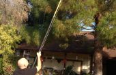 Christmas Lights installateur Pole