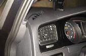 Chargeur USB discrète pour MK7 Golf GTI