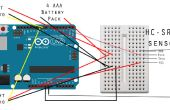 Comment construire l'Obstacle en évitant le Robot pour les débutants avec Arduino tutoriel