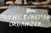 DIY votre propre organisateur du projet/réparation