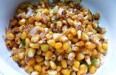 Maïs épicé simple Snack