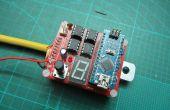 Arduino DIY batterie Spot Welder
