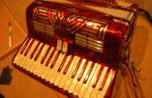 Comment réparer un clavier accordéon