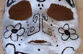 Journée des morts (Dia de los Muertos) masques