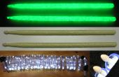 Glowing pilons texturées & tube de charge
