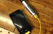 Light Saber USB chargeur