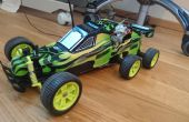 RC voiture - hack 6 roues