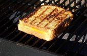 Vraiment les sandwichs au fromage grillé