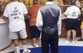 T-Shirt pour les patients Alzheimer