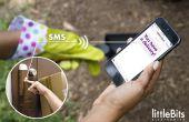 LittleBits SMS sonnette