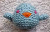 Bluebird tricoté