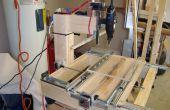 Construire un tiroir machine CNC de diapositive pour moins de 200 $!