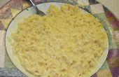 Mac et fromage, Top Ramen Style !