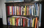 Simple étagère de livre