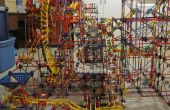 Legacy: A K'nex Ball Machine