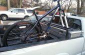 Boîte à outils Compatible vélo Valet avec fourche se monte pour camionnettes