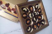 Cadeau chocolat boîte