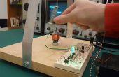 Pendule magnétique (avec capteur à effet hall)