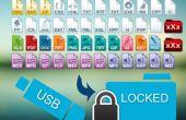 Comment protéger vos fichiers à l'intérieur de votre clé USB ?