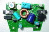 Préparer certains capteurs PIR excédentaires pour la robotique