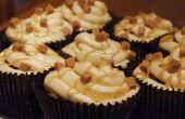 Cupcakes au Caramel de salé