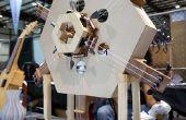 L'Hexacorde, un Instrument de musique contrôlé par Arduino