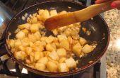 Sweet et frites maison sarriette