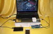 Capteur de température LM35 avec enregistreur de données sur carte SD sur Intel Edison