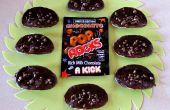 Chocolat Pop Rock de croustilles
