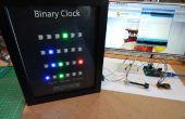 Horloge binaire à l'aide de Neopixels