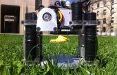 Électrique à roues orbite : Propulsés latéralement sans Hub rollers