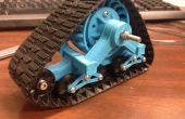 3D MatTracks imprimé pour voiture RC à l'échelle 1/10