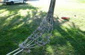Ferraille de hamac corde