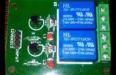 GSM base relais de commutation en utilisant Arduino UNO