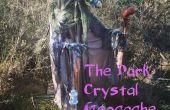 La Crystal géocache noir
