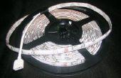 Les possibilités infinies de bandes de LED RVB!!