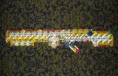 PKG (Pump-action Knex Gun)