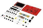 Faible coût kit DIY oscilloscope