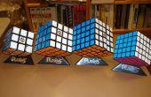 Comment résoudre un professeur de rubicube 5 x 5