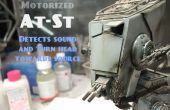 Motorisé, Sound réagissant à-St Star Wars modèle de Bandai, avec Arduino.