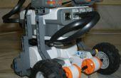 Robot NXT 40cm/seconde