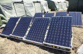 Comment à votre Off-Grid solaire piles