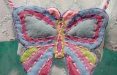 Quilt collier papillon