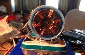 Micro Hadron Collider : Une Miniature modèle Particle Accelerator faite de Trash
